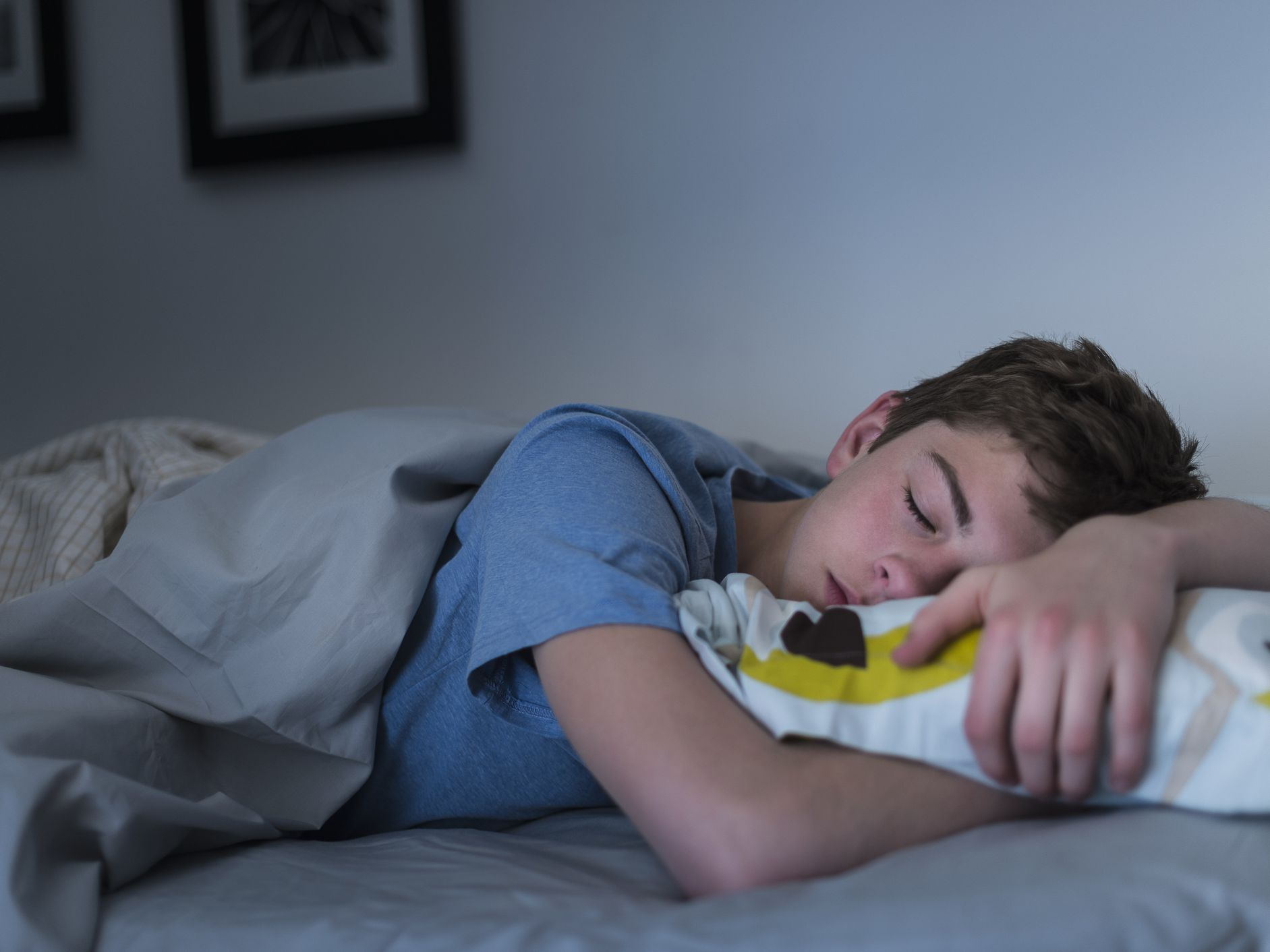 Sudden adult bed wetting
