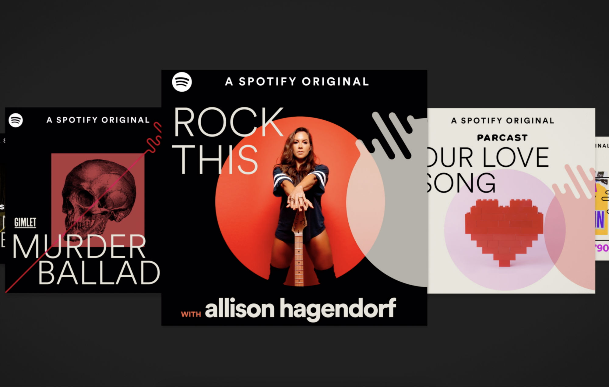 Spotify listen to new music podcasts and songs