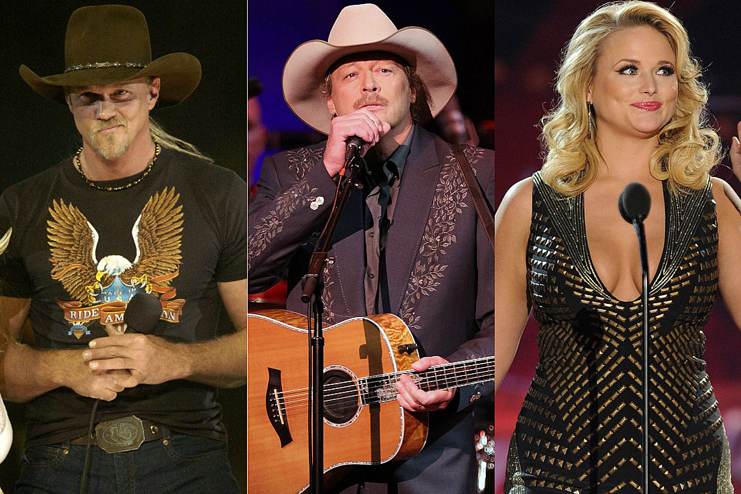 Most popular country songs of 2008