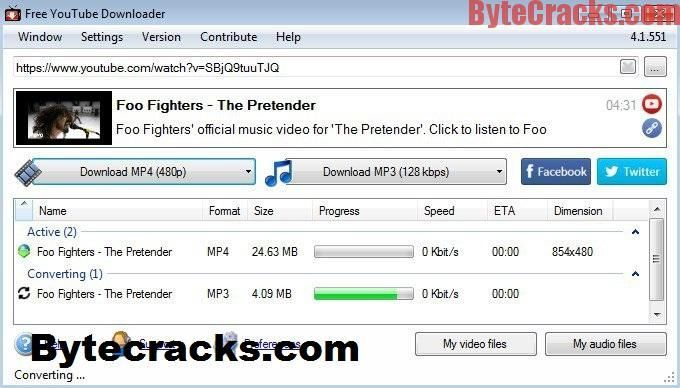 Youtube mp3 telecharger musique